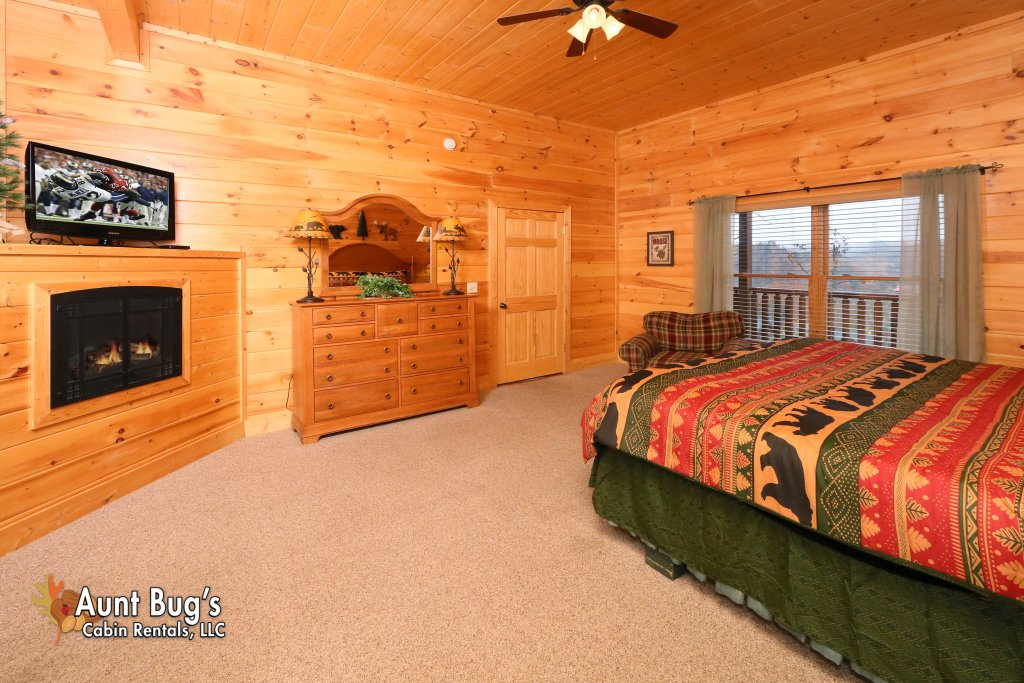 Photo of a Pigeon Forge Cabin named Absolutely Wonderful #304 - This is the twenty-first photo in the set.
