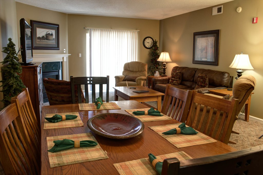 Photo of a Pigeon Forge Condo named Whispering Pines 443 - This is the seventeenth photo in the set.