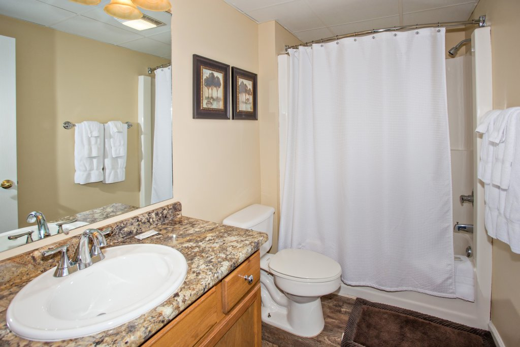 Photo of a Pigeon Forge Condo named Whispering Pines 314 - This is the twenty-second photo in the set.