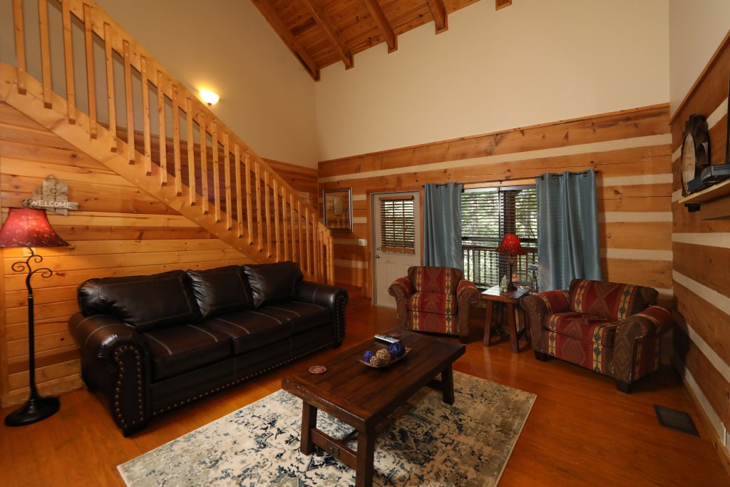 Photo of a Gatlinburg Cabin named Sweet Serenity - This is the ninth photo in the set.