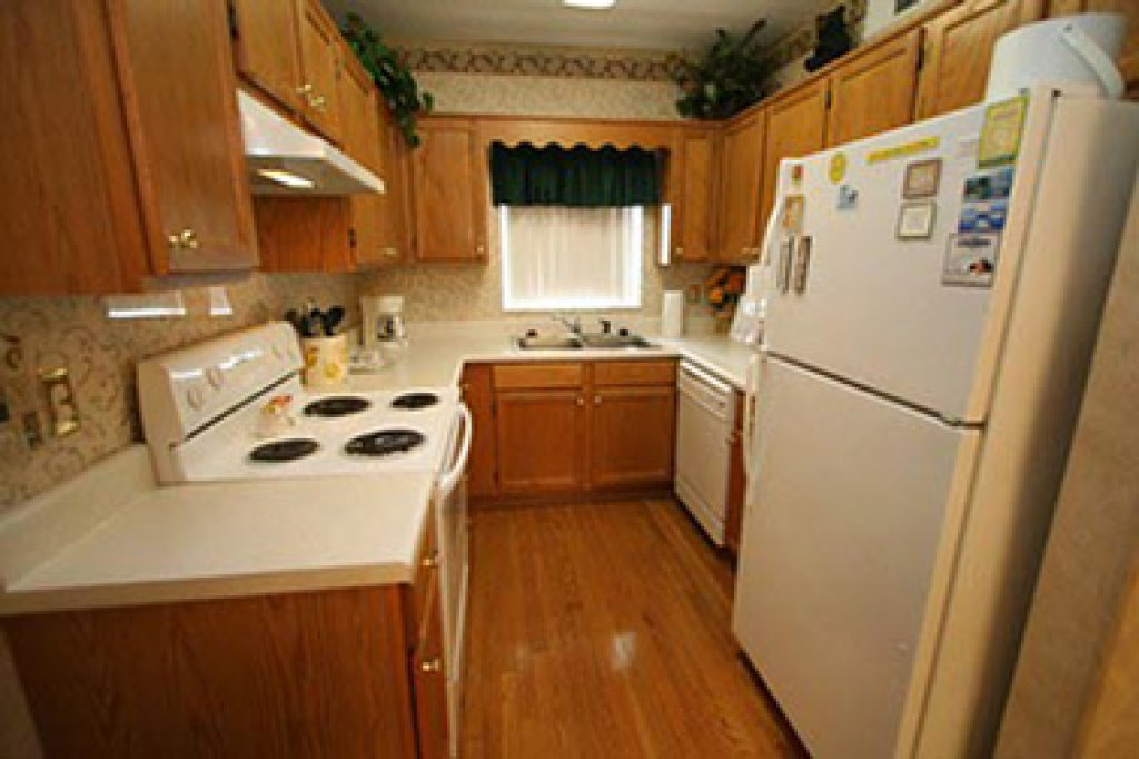 Photo of a Pigeon Forge Condo named Whispering Pines 123 - This is the fifteenth photo in the set.