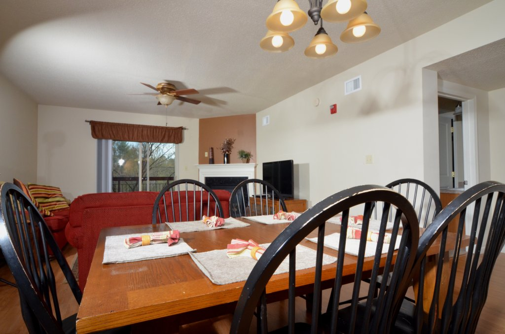 Photo of a Pigeon Forge Condo named Cedar Lodge 503 - This is the tenth photo in the set.
