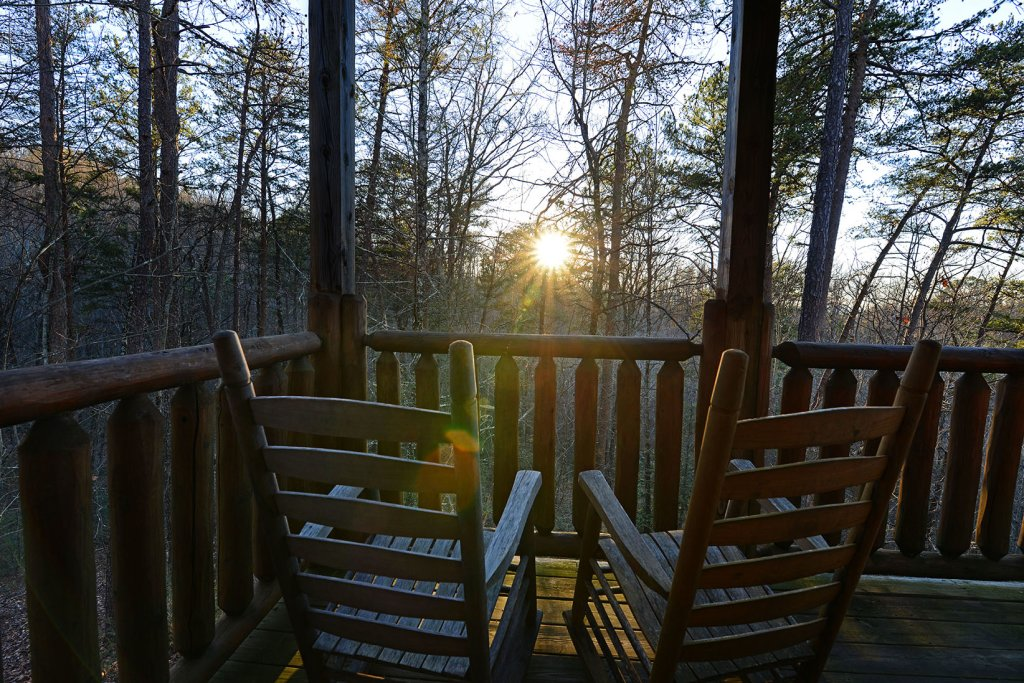 Photo of a Gatlinburg Cabin named Mountain Paradise #295 - This is the second photo in the set.
