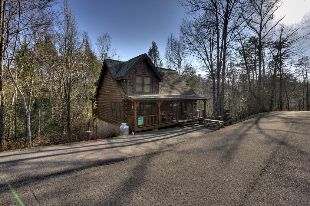 Photo of a Gatlinburg Cabin named Nestled Inn #214 - This is the fifty-first photo in the set.
