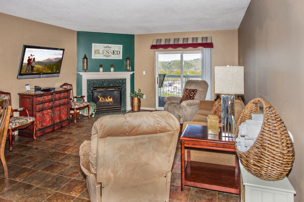 Photo of a Pigeon Forge Condo named Whispering Pines 223 - This is the twelfth photo in the set.