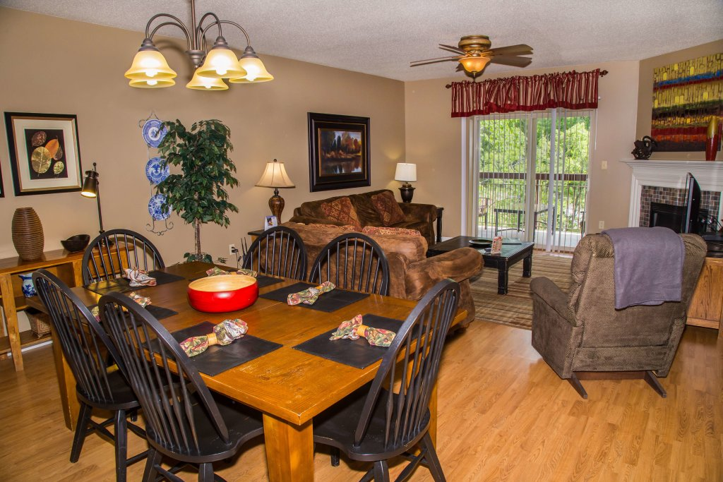 Photo of a Pigeon Forge Condo named Cedar Lodge 302 - This is the first photo in the set.