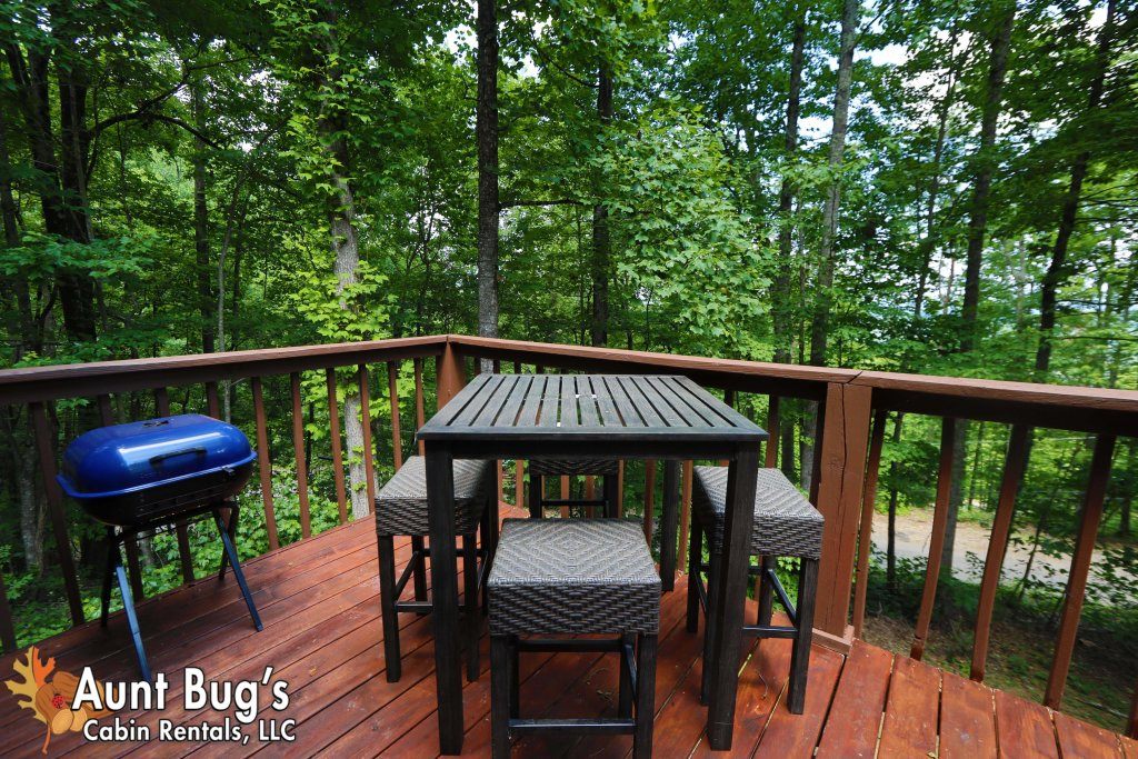 Photo of a Pigeon Forge Cabin named A Secluded Retreat #216 - This is the fifteenth photo in the set.