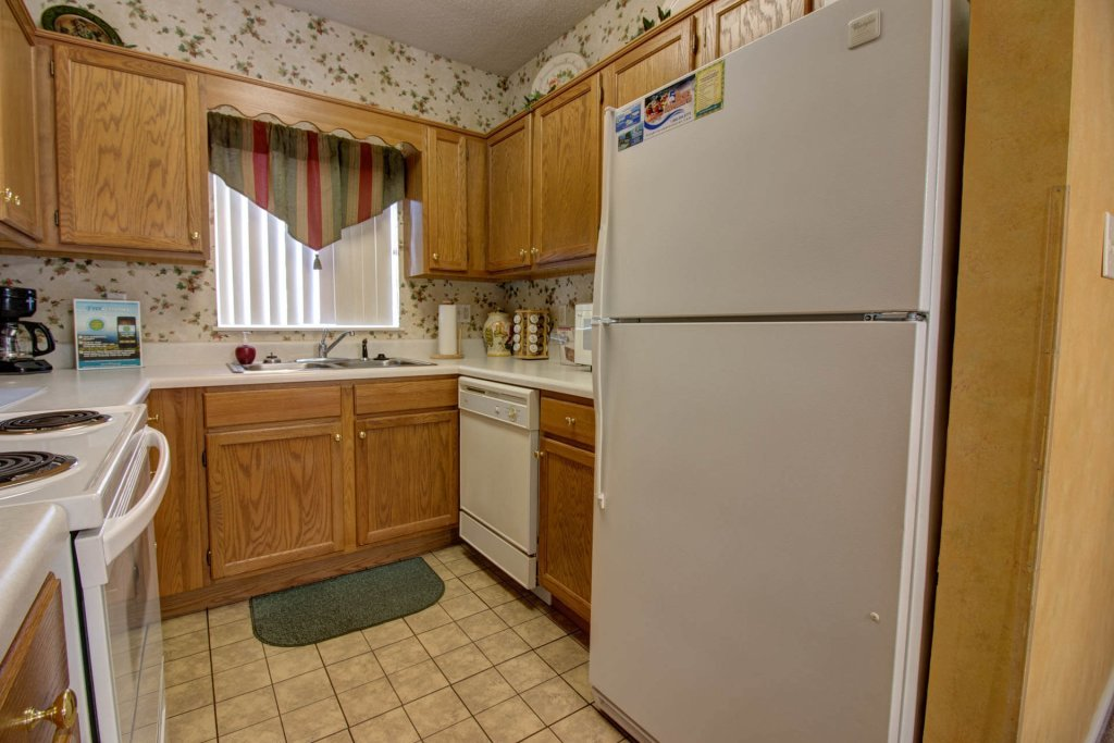 Photo of a Pigeon Forge Condo named Whispering Pines 333 - This is the twenty-first photo in the set.