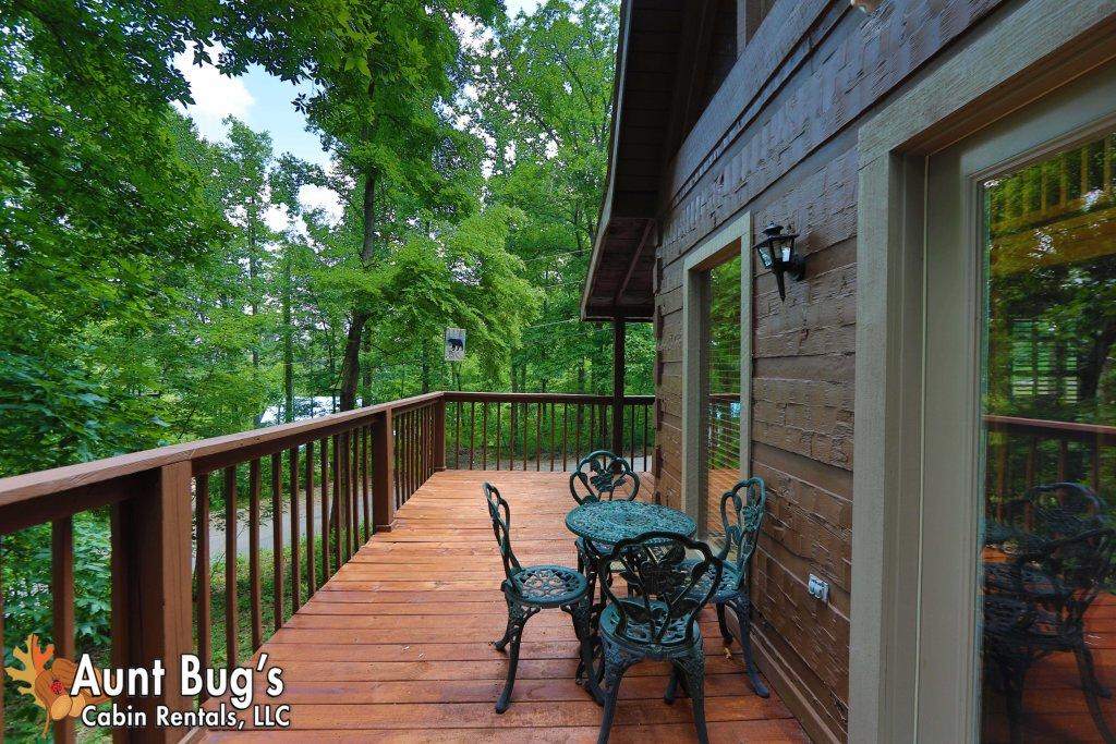 Photo of a Pigeon Forge Cabin named A Secluded Retreat #216 - This is the sixth photo in the set.
