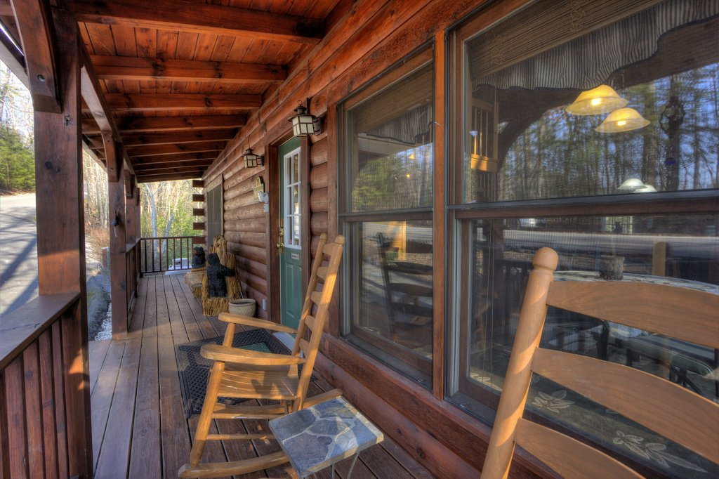 Photo of a Gatlinburg Cabin named Nestled Inn #214 - This is the twenty-fifth photo in the set.