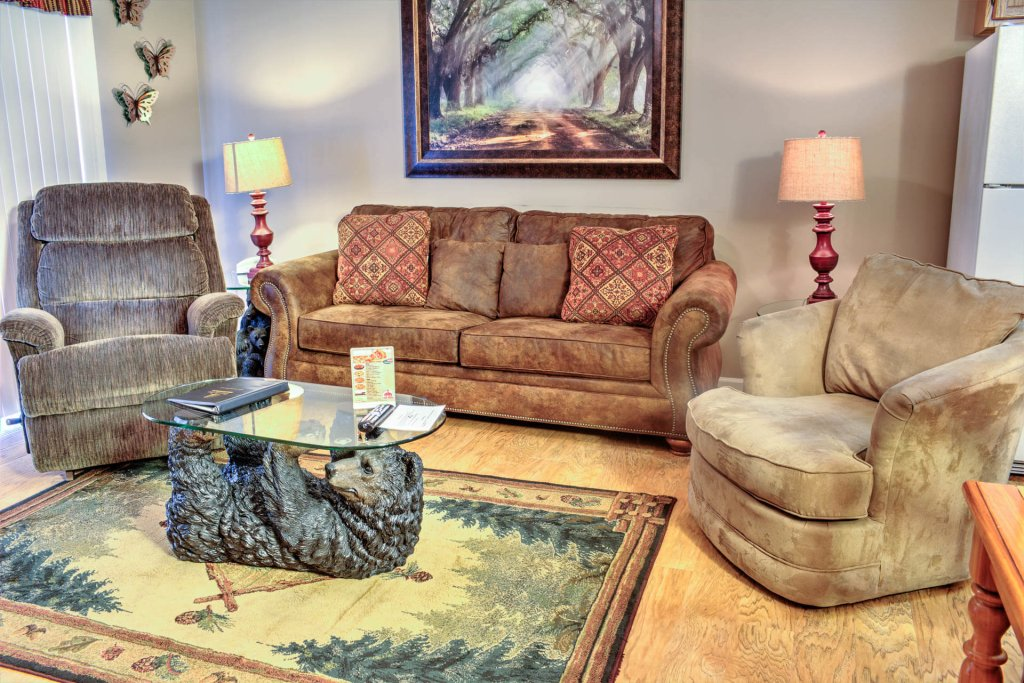 Photo of a Pigeon Forge Condo named Whispering Pines 231 - This is the twelfth photo in the set.