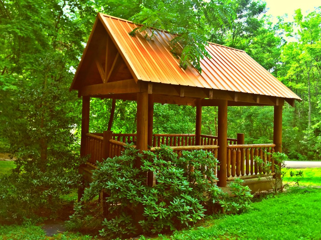 Photo of a Sevierville Cabin named Majestic Sunset Lodge - This is the forty-ninth photo in the set.