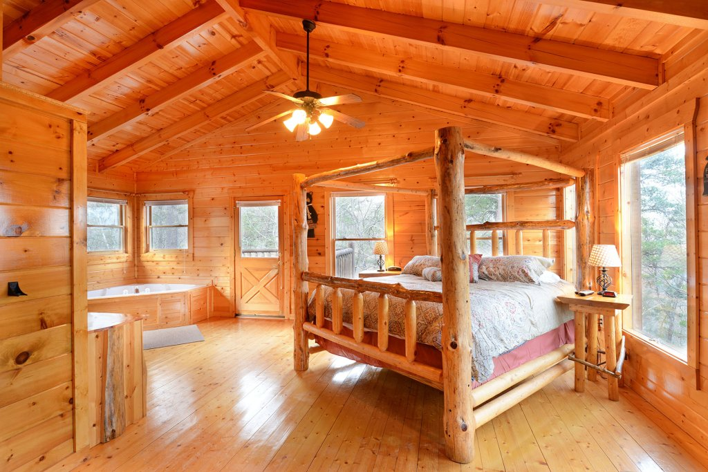 Photo of a Gatlinburg Cabin named Mountain Paradise #295 - This is the thirteenth photo in the set.
