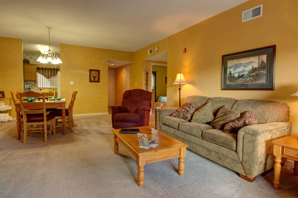 Photo of a Pigeon Forge Condo named Whispering Pines 333 - This is the seventeenth photo in the set.