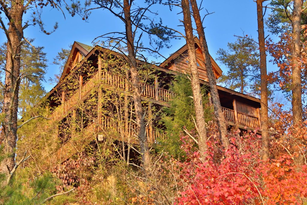 Photo of a Pigeon Forge Cabin named Mountain Blessings - This is the ninth photo in the set.
