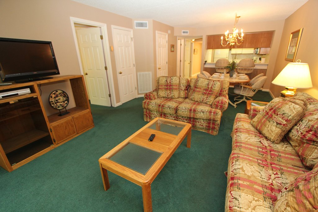 Photo of a Gatlinburg Condo named Level Three, Great River View - 311 - This is the third photo in the set.