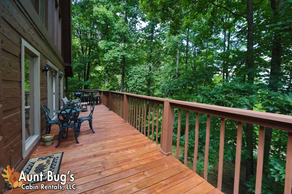 Photo of a Sevierville Cabin named A Secluded Retreat #216 - This is the tenth photo in the set.