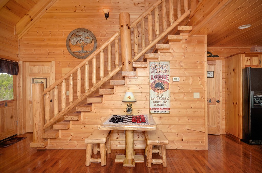 Photo of a Sevierville Cabin named Majestic Sunset Lodge - This is the eleventh photo in the set.