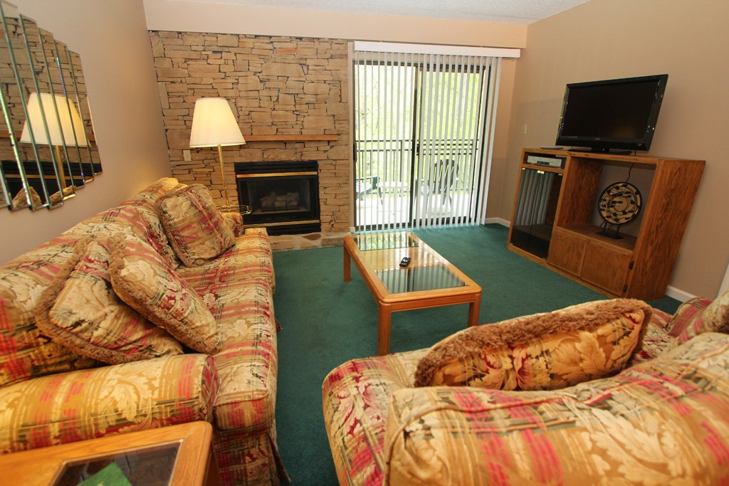 Photo of a Gatlinburg Condo named Level Three, Great River View - 311 - This is the second photo in the set.