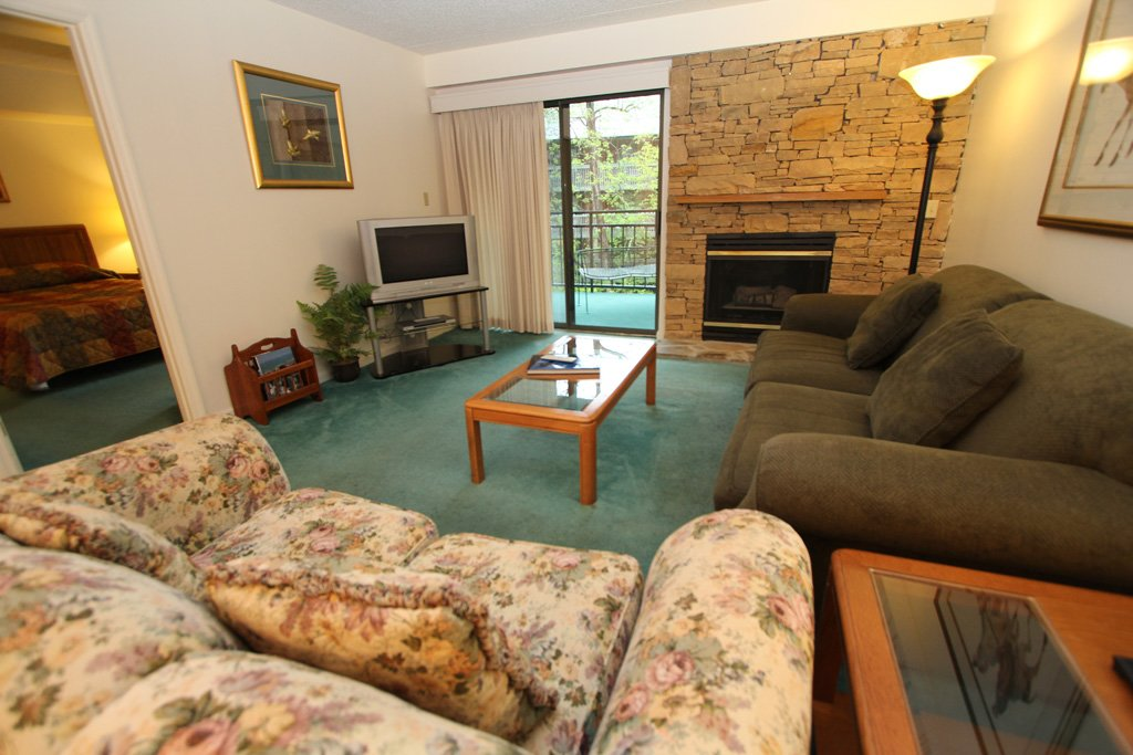 Photo of a Gatlinburg Condo named Level Two, Great River View - 204 - This is the first photo in the set.