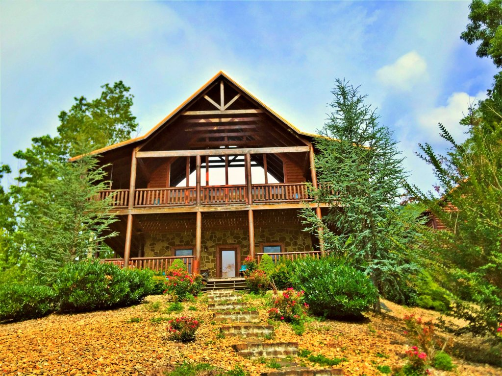 Photo of a Sevierville Cabin named Majestic Sunset Lodge - This is the fiftieth photo in the set.