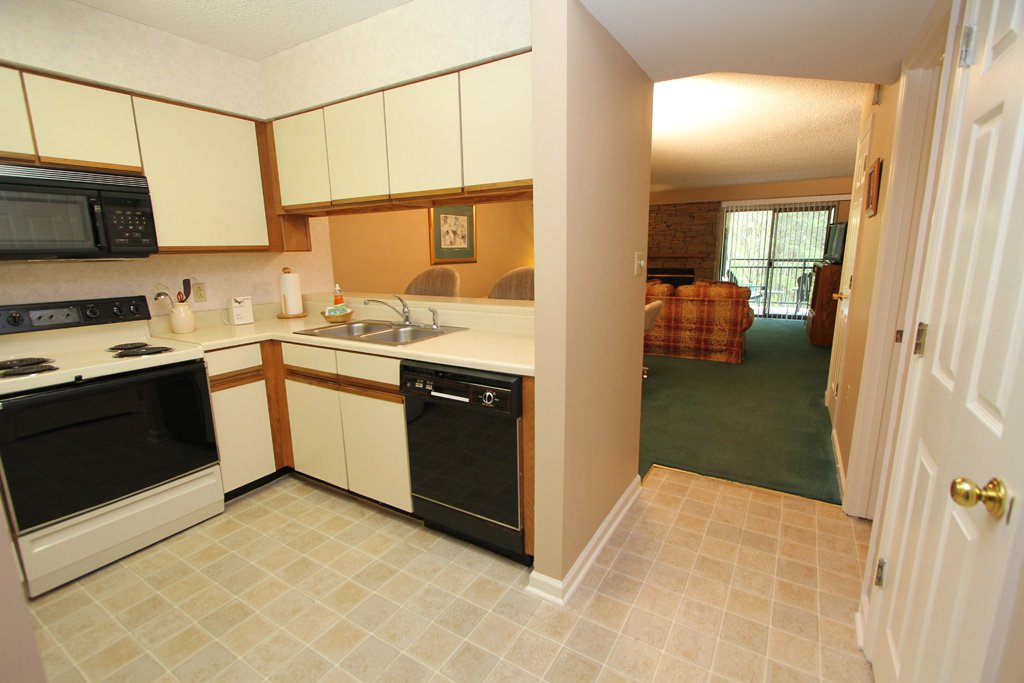 Photo of a Gatlinburg Condo named Level Three, Great River View - 311 - This is the sixth photo in the set.