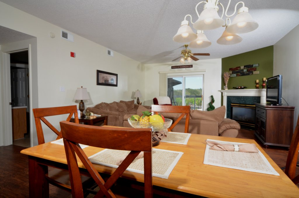 Photo of a Pigeon Forge Condo named Whispering Pines 133 - This is the sixteenth photo in the set.