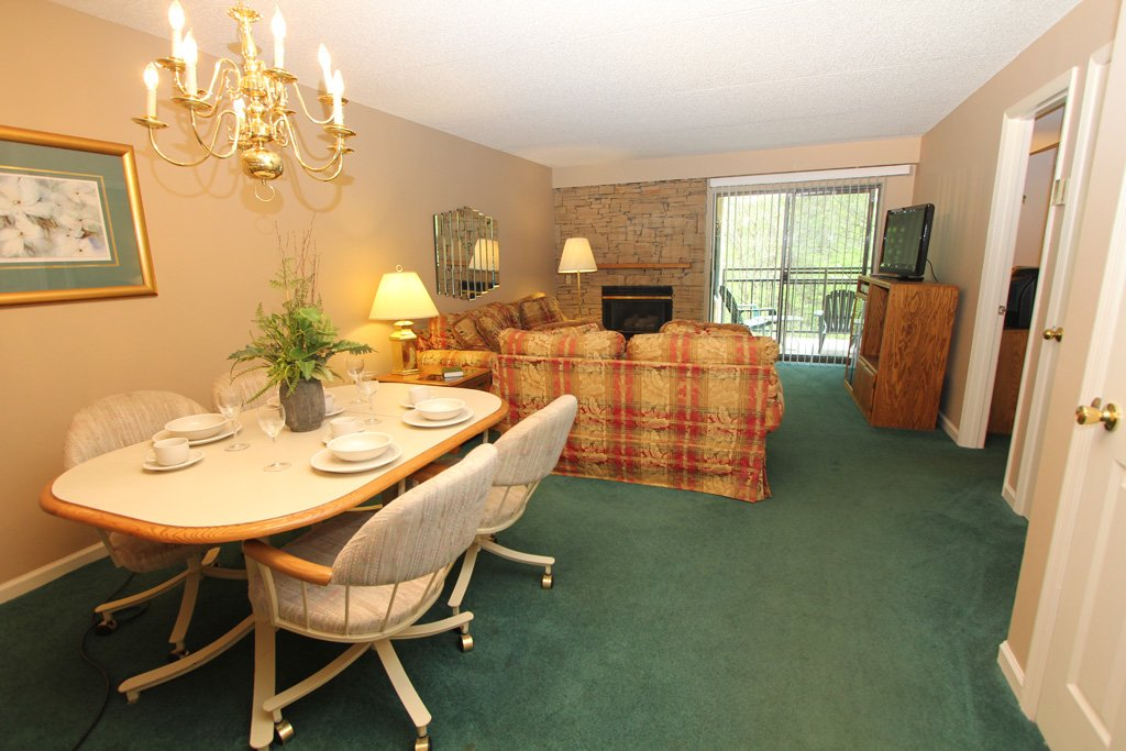 Photo of a Gatlinburg Condo named Level Three, Great River View - 311 - This is the fourth photo in the set.
