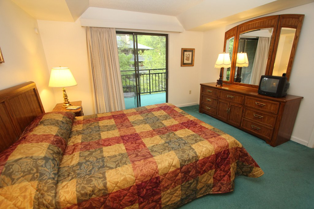 Photo of a Gatlinburg Condo named Level Two, Great River View - 204 - This is the fifth photo in the set.