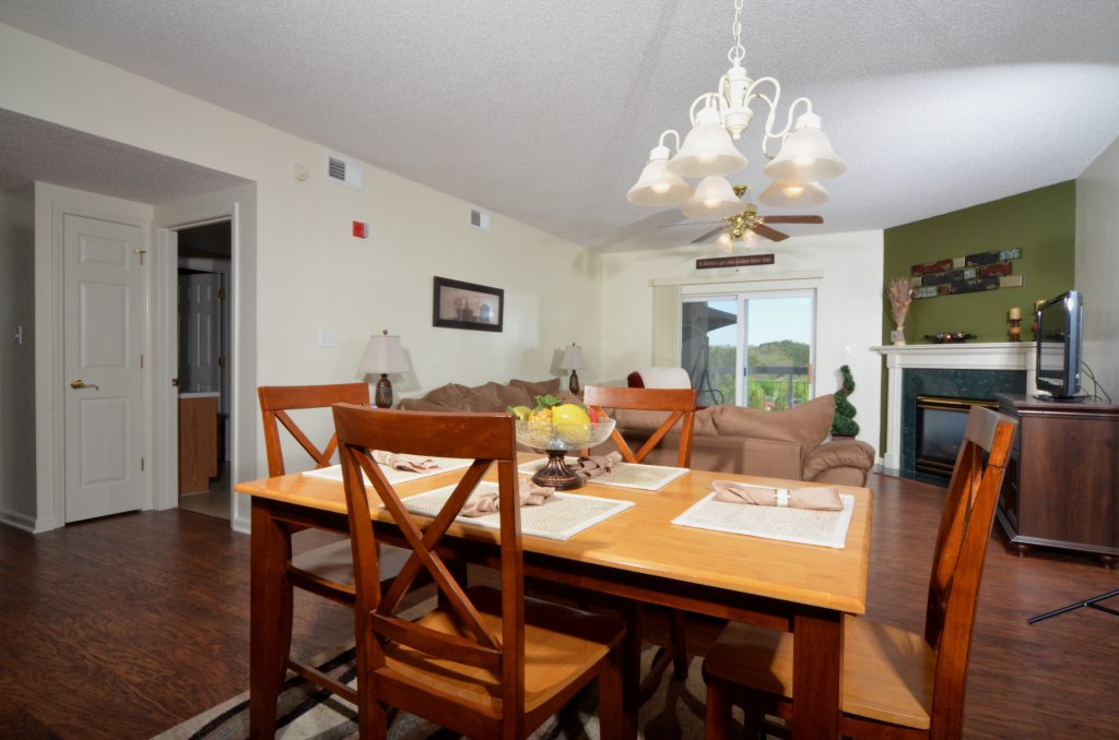 Photo of a Pigeon Forge Condo named Whispering Pines 133 - This is the seventeenth photo in the set.