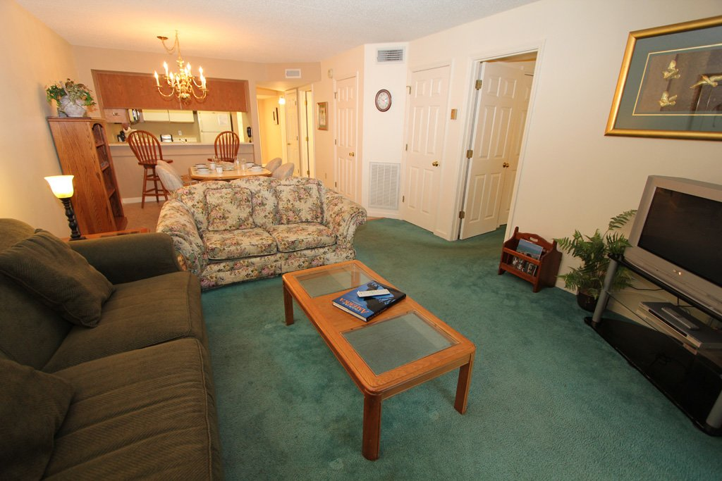 Photo of a Gatlinburg Condo named Level Two, Great River View - 204 - This is the tenth photo in the set.