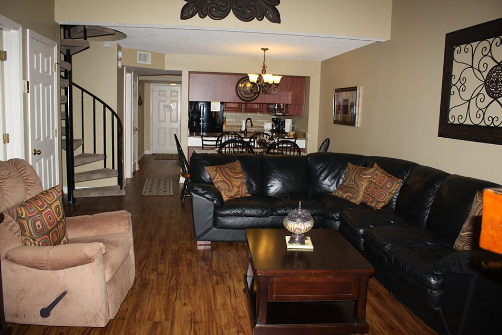 Photo of a Gatlinburg Condo named Level Four, Great River View - 411 - This is the second photo in the set.