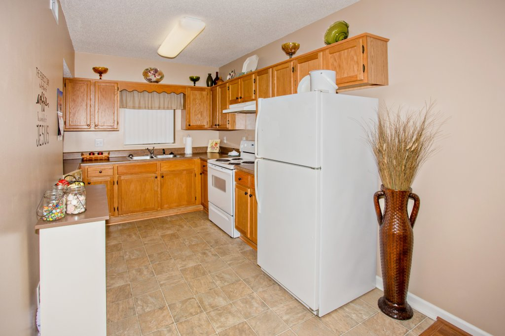 Photo of a Pigeon Forge Condo named Whispering Pines 102hc - This is the fourth photo in the set.