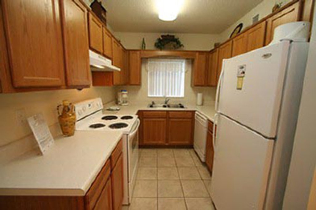 Photo of a Pigeon Forge Condo named Whispering Pines 622 - This is the fifth photo in the set.