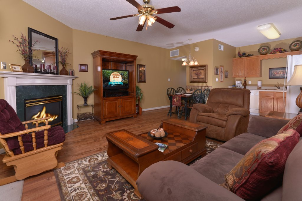 Photo of a Pigeon Forge Condo named Whispering Pines 331 - This is the seventeenth photo in the set.