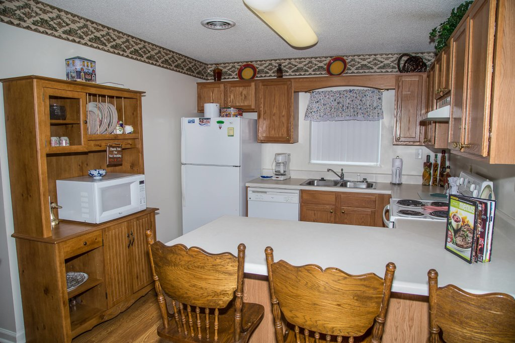 Photo of a Pigeon Forge Condo named Whispering Pines 554 - This is the fifth photo in the set.