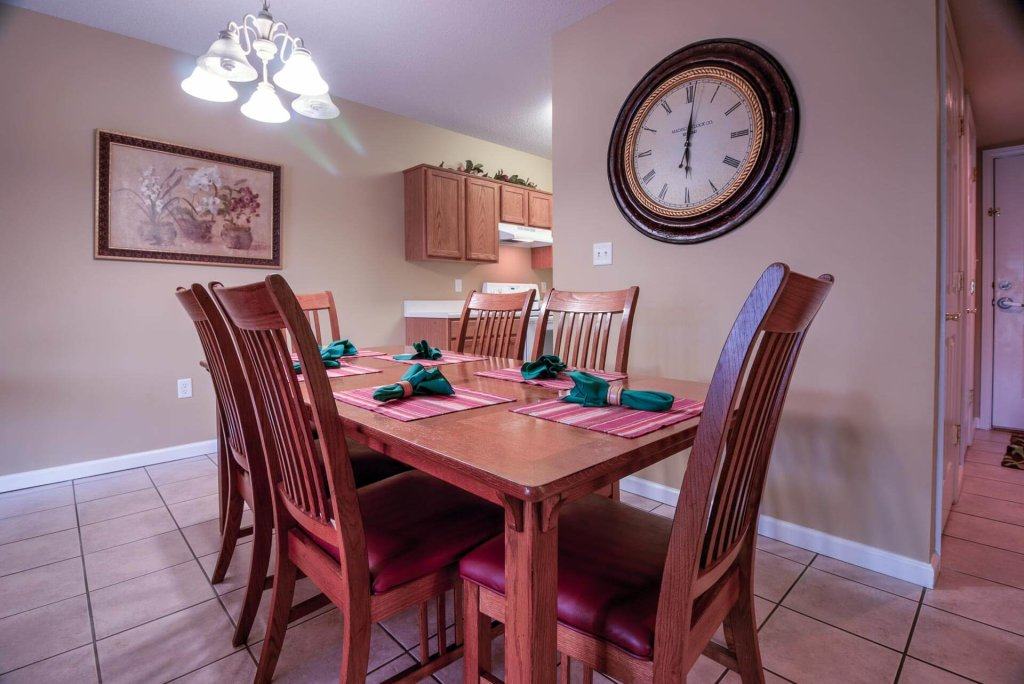 Photo of a Pigeon Forge Condo named Whispering Pines 531 - This is the sixth photo in the set.