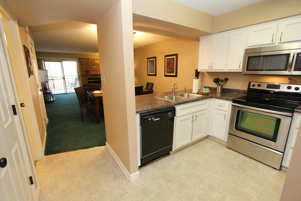 Photo of a Gatlinburg Condo named Level Three, Great River View - 310 - This is the sixth photo in the set.