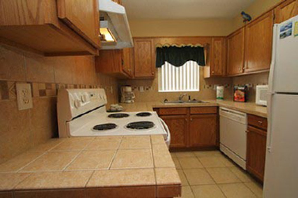 Photo of a Pigeon Forge Condo named Whispering Pines 244 - This is the eighteenth photo in the set.