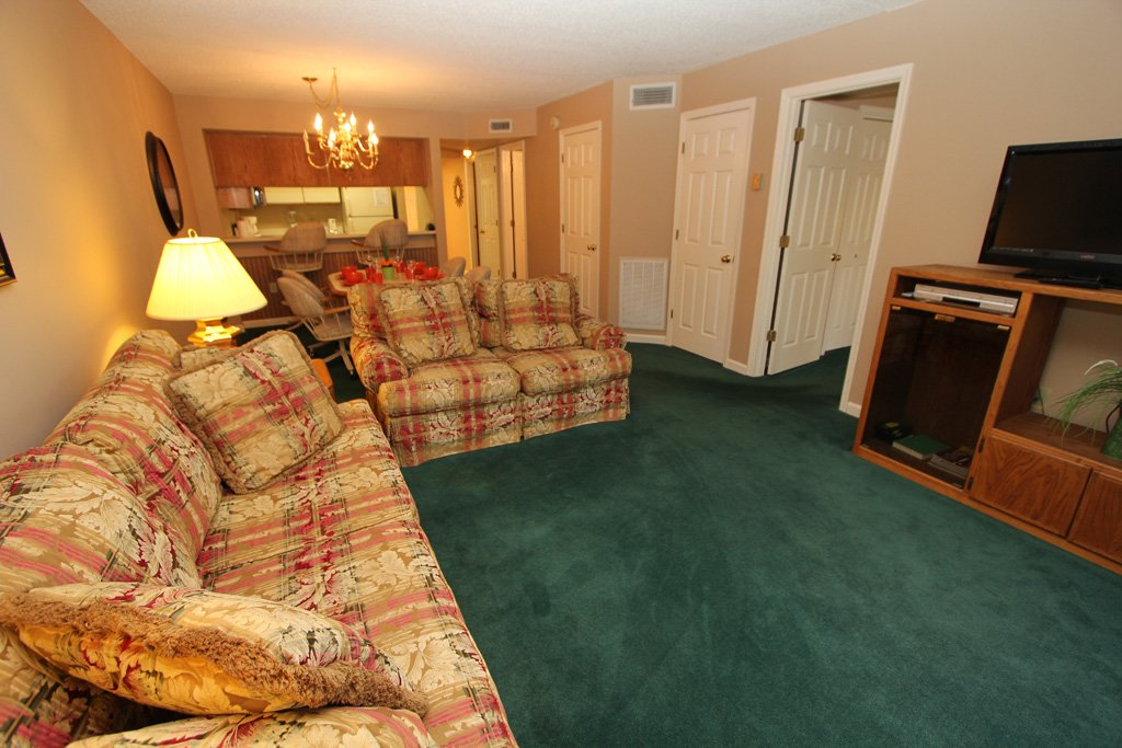 Photo of a Gatlinburg Condo named Level Two, Great River View - 202 - This is the first photo in the set.