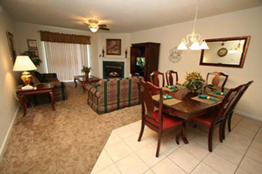 Photo of a Pigeon Forge Condo named Whispering Pines 513 - This is the fifteenth photo in the set.
