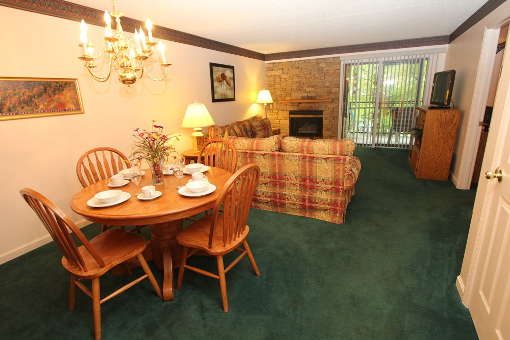 Photo of a Gatlinburg Condo named Level One, Great River View - 107 - This is the fourth photo in the set.