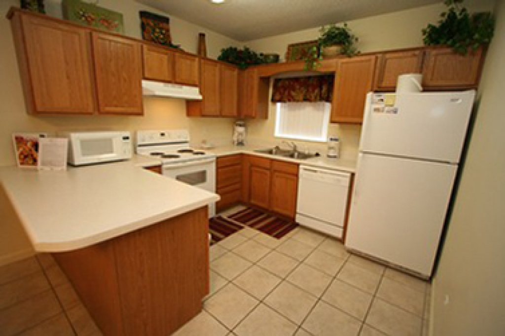 Photo of a Pigeon Forge Condo named Whispering Pines 614 - This is the fifth photo in the set.