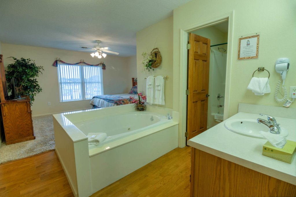 Photo of a Pigeon Forge Condo named Whispering Pines 253 - This is the twenty-fifth photo in the set.