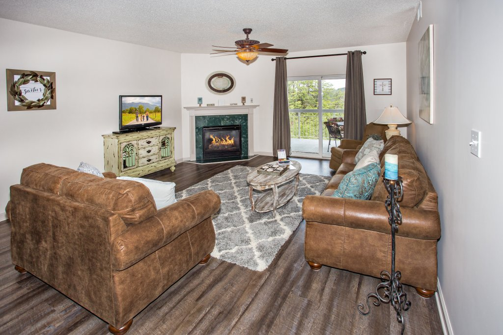 Photo of a Pigeon Forge Condo named Whispering Pines 132 - This is the first photo in the set.