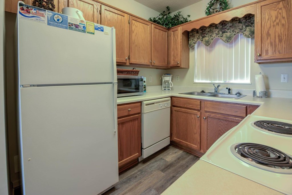 Photo of a Pigeon Forge Condo named Whispering Pines 243 - This is the twenty-third photo in the set.