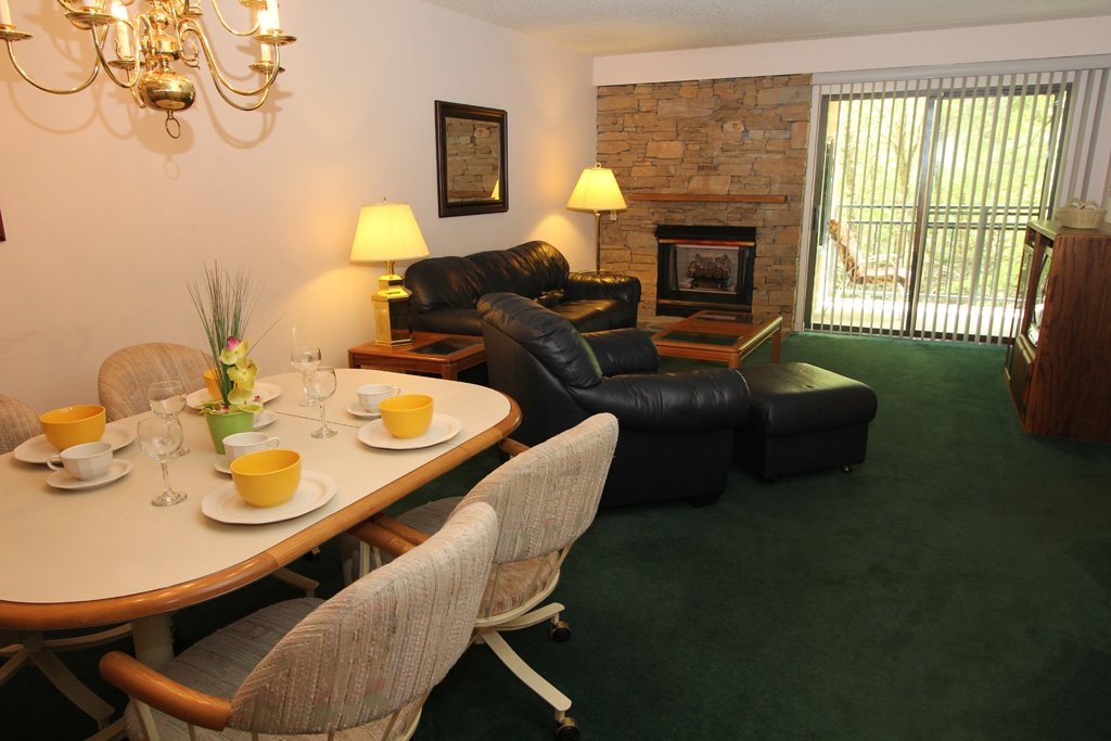Photo of a Gatlinburg Condo named Level One, Great River View - 111 - This is the third photo in the set.