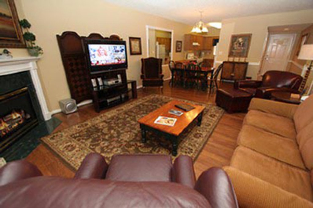 Photo of a Pigeon Forge Condo named Whispering Pines 244 - This is the fourteenth photo in the set.