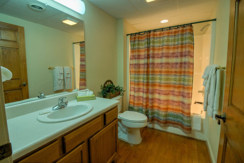 Photo of a Pigeon Forge Condo named Whispering Pines 253 - This is the twenty-second photo in the set.