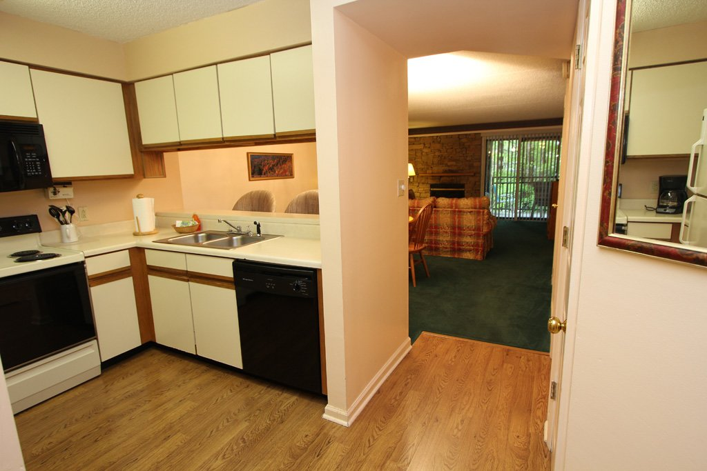 Photo of a Gatlinburg Condo named Level One, Great River View - 107 - This is the sixth photo in the set.